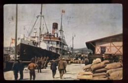C2150 OSLO CHRISTIANIA - FRA BRYGGEN PAA VIPPETANGEN CIRCULATED 1911 - Norwegen