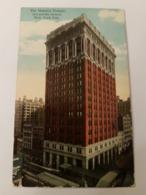 CPA NEW YORK MASONIC TEMPLE 6TH AVENUE - New York City