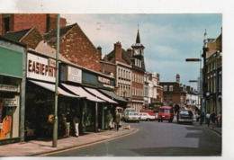 Cpa.Royaume-Uni.Nuneaton.1977.Queens Road. - Autres
