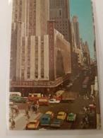CPA NEW YORK RADIO CITY MUSIC HALL - New York City