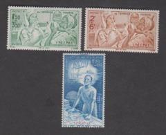 Colonies Françaises -Timbres Neufs ** Inini - PA N°1 à 3 - Inini (1932-1947)