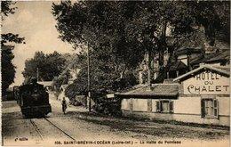 CPA St-BRÉVIN-l'OCÉAN (Loie-inf.) - La Halle Du Pointeau (653847) - Saint-Brevin-l'Océan