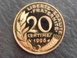 FDC BELLE EPREUVE 20 CTS LAGRIFFOUL 1996 - E. 20 Centimes