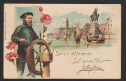 16315 Venezia - Riva Dei Schiavoni F - Venezia