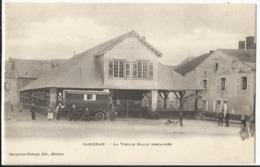 CARIGNAN (Ardennes) - La Vieille Halle Restaurée - Ed. Charpentier-Richard - Francia
