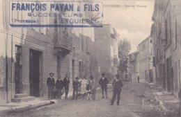 (51)   EYGUIERES - Rue Des Platanes - Eyguieres