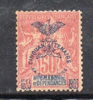 APR2818 - NUOVA CALEDONIA 1903 ,  Yvert N. 78  *  Linguella (2380A) - Ungebraucht