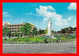 CPSM/gf  BASSORA (Iraq)  Hôpital Sa'di, Rue Plestine, Ashar, Basrah, Animé...J922 - Iraq