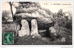 THEME - DOLMEN - La Pierre Levée De Poitiers - - Dolmen & Menhirs