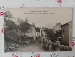 Anchenoncourt Entrée Du Village Côté De Chezelles  Haute Saône Franche Comté - France