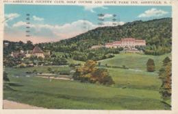 ASHEVILLE , North Carolina , 1933 ; Golf Course - Golf