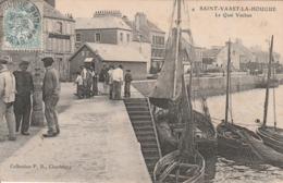 Le Quai Vauban - Saint Vaast La Hougue