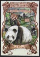 GUINEE BF 1517  * *  ( Cote 23e )  Ours Panda - Orsi