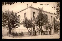 ALGERIE - TREZEL - LA POSTE - Algérie