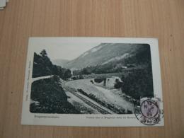 CP 93 / AUTRICHE / BREGENZERWALDBAHN / CARTE VOYAGEE - Austria