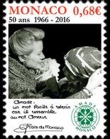Monaco 3051 AMADE, Princesse Grace De Monaco - Otros