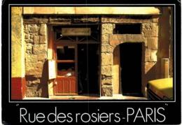 Paris Rue Des Rosiers Le Pletzel - Café ? Le Maïmonide - Bar, Alberghi, Ristoranti