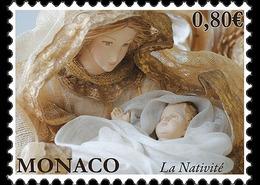 Monaco 3061 Nativité - Navidad