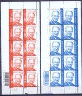 Belgie - 2004 - OBP - ** 3271/72  - K. Albert II ** - Belgique