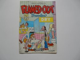 BD ANGLAIS : FLAMED-OUT By WILLY MURPHY'S - Livres, BD, Revues