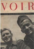 Voir N°32 Printemps 1945 - Publié Par Services D'information Américains - Guerre Du Pacifique - Porte-avions Franklin - 1939-45
