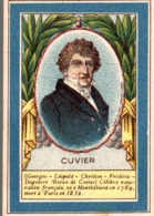 CUVIER - Kaufmanns- Und Zigarettenbilder