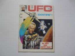 BD - LES FIMS DE UFO - S.H.A.D.O. : IDENTIFIE' ! - N° 1 - Libri, Riviste, Fumetti