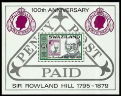 Swaziland HB 4 En Nuevo - Swaziland (1968-...)