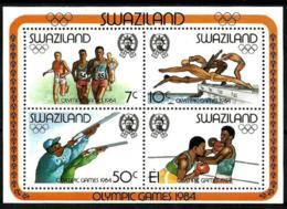 Swaziland HB 10 En Nuevo - Swaziland (1968-...)