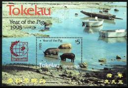 Tokelau HB 6 En Nuevo - Tokelau