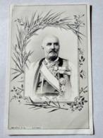 CPA  Nicolas 1er , Prince De MONTÉNÉGRO - Décor Art Nouveau - TBE - Familias Reales