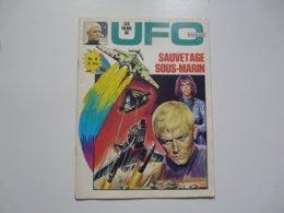 BD - LES FIMS DE UFO - S.H.A.D.O. : SAUVETAGE SOUS-MARIN - N° 8 - Livres, BD, Revues