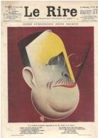 Le Rire 19.04.1930 - Gaston Doumergue - Dessins Garretto  Chancel Delaw Foy Rojan Vallée - Livres, BD, Revues