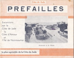 Petit Guide De Prefailles - Dépliants Touristiques