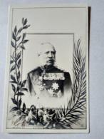 CPA. Albert , Roi De SAXE - Décor Art Nouveau - TBE - Königshäuser