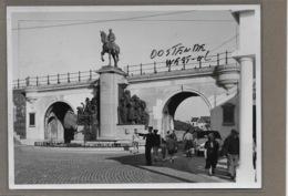 OOSTENDE : -1952- -GEEN POSTKAART-MAAR MOEDERFOTO VAN 16CM OP 11,30 CM-MAISON ERN,THILL - Oostende
