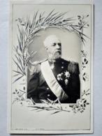 CPA - Oscar II , Roi De SUÈDE Et NORVÈGE - Décor Art Nouveau - TBE - Familles Royales