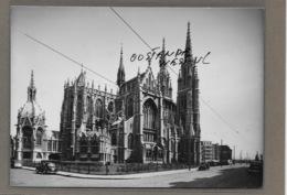 OOSTENDE : -1950- -GEEN POSTKAART-MAAR MOEDERFOTO VAN 16CM OP 11,30 CM-MAISON ERN,THILL - Oostende