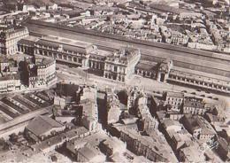 Gironde        H557        Bordeaux.Vue Aérienne.La Gare Saint Jean - Bordeaux