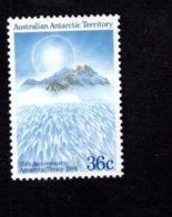8422438545 1986 SCOTT L75 POSTFRIS MINT NEVER HINGED EINWANDFREI (XX)  25TH ANNIVERSARY ANTARCTIC TREATY - Neufs