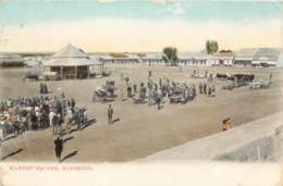 Union South Africa - Mafeking - Market Square - Südafrika