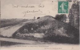 Bv - Cpa LA CHEPPE (Marne) - Le Camp D'Attila - Entrée Principale - Autres Communes