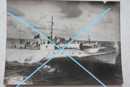 Photo SCHNELLBOOT Kriegsmarine 1940 North Sea Channel Militaria - War, Military