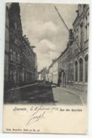 Leuven - Louvain - Rue Des Récollets 1902 - Leuven