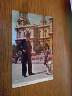 148232 LONDRA LONDON POLICEMAN - Piccadilly Circus