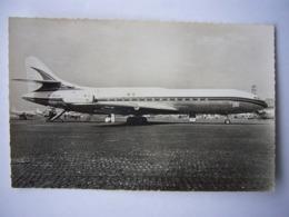 Avion / Airplane / AIR FRANCE / S.E. 210 Caravelle - 1946-....: Ere Moderne