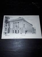 Cartolina Postale, Postcard 1900, Genève, Victoria Hall - GE Genf