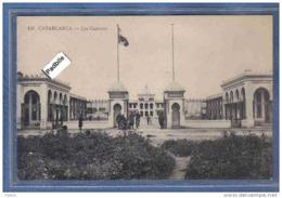 Carte Postale Maroc  Casablanca  Les Casernes Trés Beau Plan - Casablanca