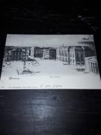Cartolina Postale, Postcard 1900, Genève, Place Neuve - GE Geneva