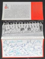 1. FC Köln   FOOTBALL CALCIO Authograph SIGNATURE - Authographs